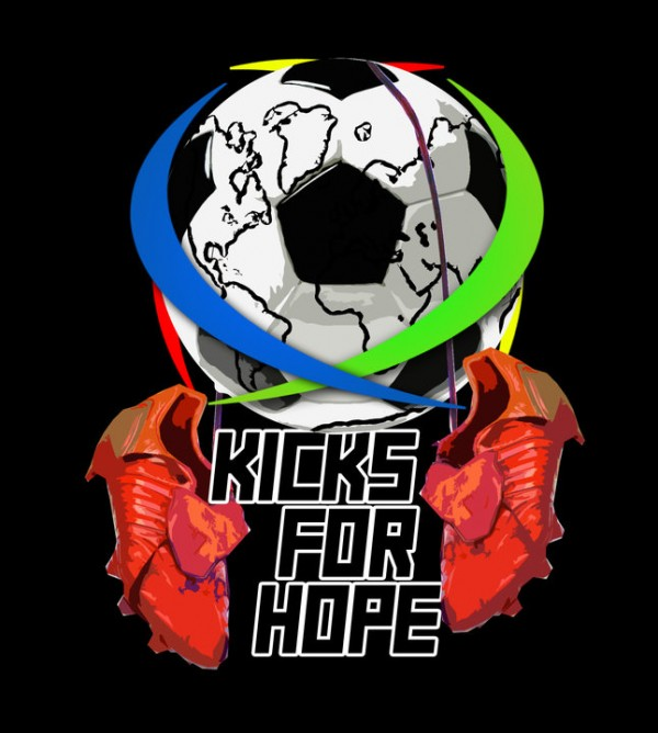 Kicks For Hope Logo
